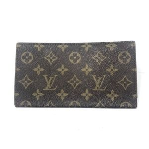 Louis Vuitton Vintage Checkbook Cover